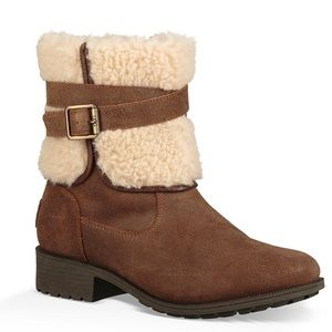 Uggs Comfy Ankle Boots Size 7.5